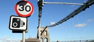 Speed Limit: Menai Bridge