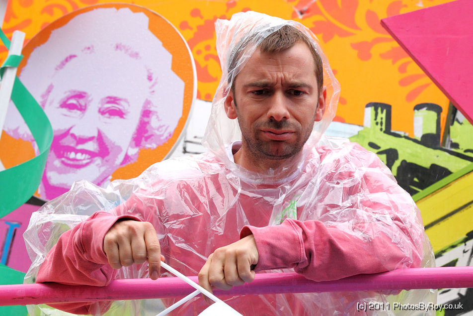 Manchester Pride 2011: Charlie Condou